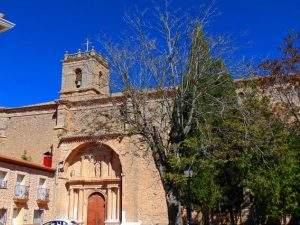 parroquia de nuestra senora de la asuncion palomares del campo