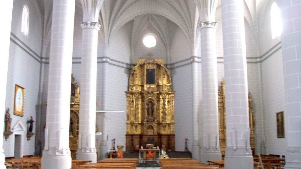parroquia de nuestra senora de la asuncion pamplona