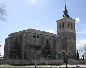 parroquia de nuestra senora de la asuncion paradinas