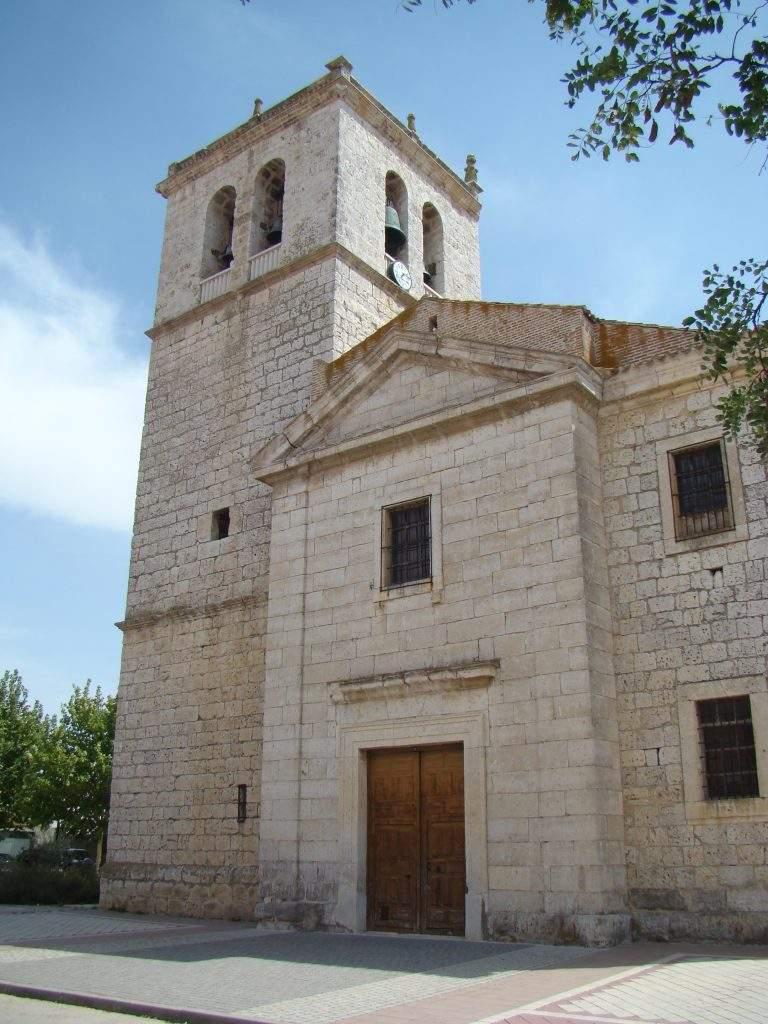 parroquia de nuestra senora de la asuncion pedraja de portillo
