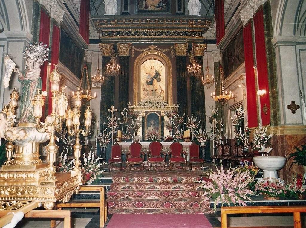 parroquia de nuestra senora de la asuncion penaguila