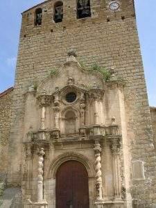 parroquia de nuestra senora de la asuncion portell de morella