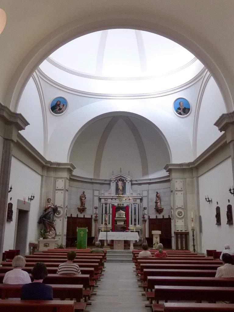 parroquia de nuestra senora de la asuncion pozuelo de alarcon