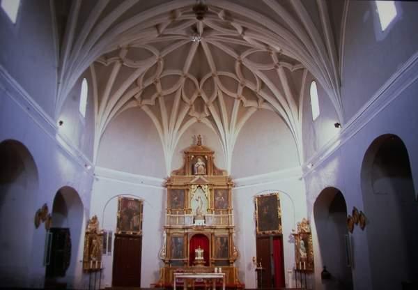 parroquia de nuestra senora de la asuncion pozuelo de aragon
