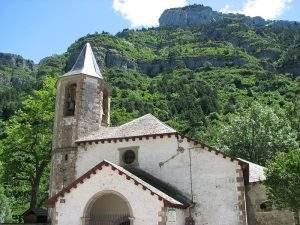 parroquia de nuestra senora de la asuncion pueblo canfranc
