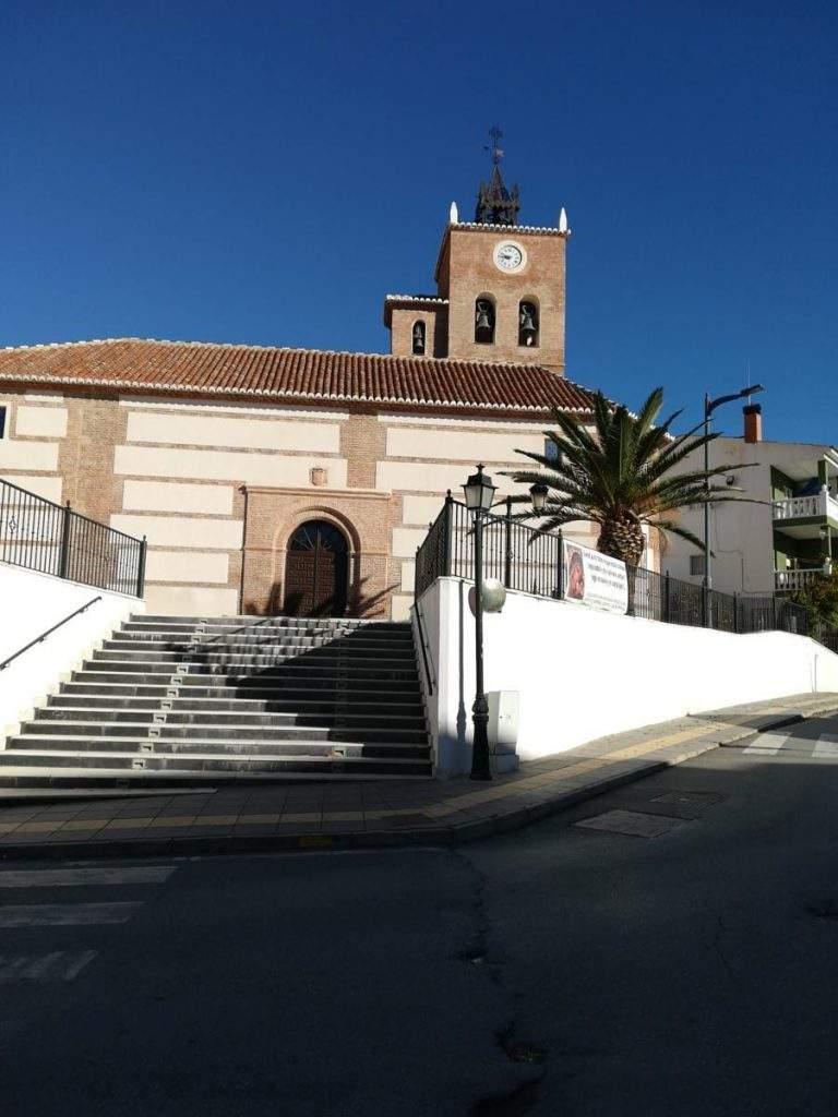 parroquia de nuestra senora de la asuncion purullena