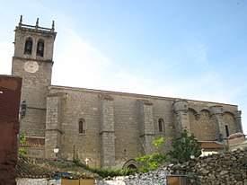 parroquia de nuestra senora de la asuncion robledo de chavela