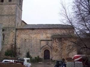 parroquia de nuestra senora de la asuncion romancos