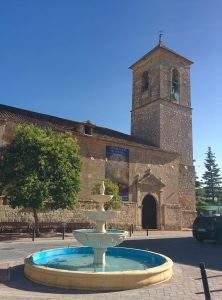 parroquia de nuestra senora de la asuncion saceda trasierra