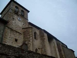 parroquia de nuestra senora de la asuncion sallent de gallego