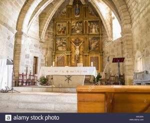 parroquia de nuestra senora de la asuncion san pelayo del valle