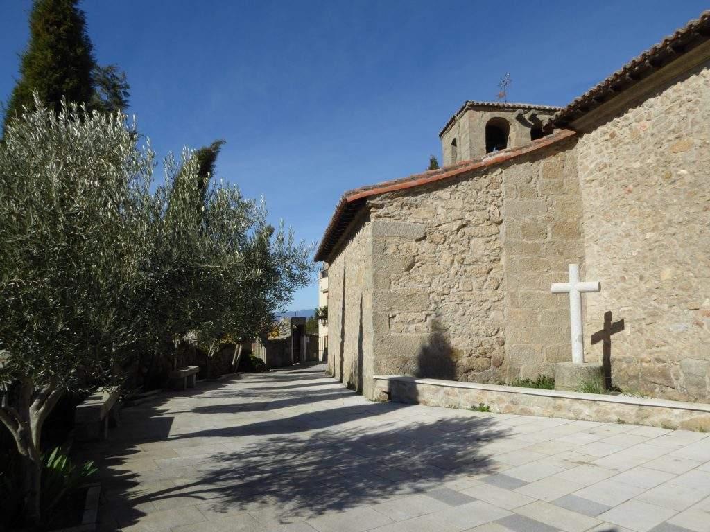 parroquia de nuestra senora de la asuncion sanchotello
