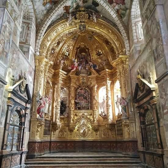 parroquia de nuestra senora de la asuncion santa maria de huerta