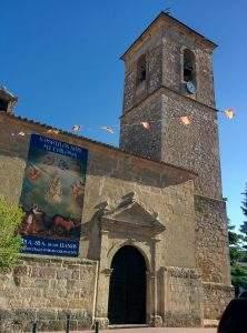parroquia de nuestra senora de la asuncion santa maria de los llanos