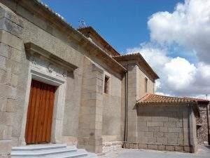 parroquia de nuestra senora de la asuncion santa maria del berrocal