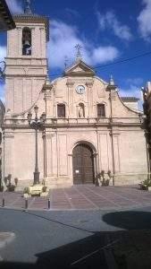 parroquia de nuestra senora de la asuncion segura