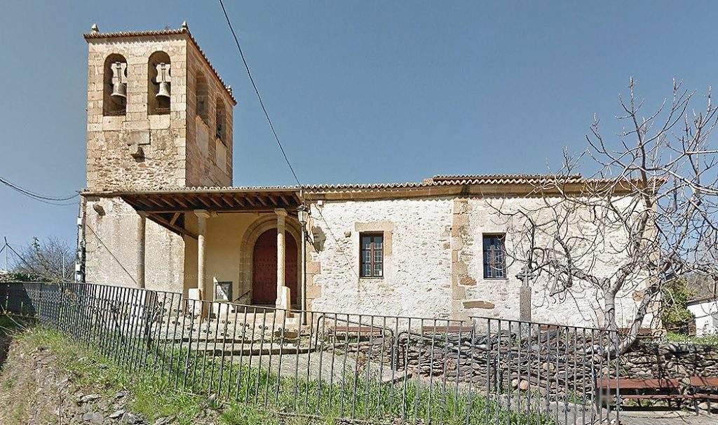 parroquia de nuestra senora de la asuncion sotoserrano