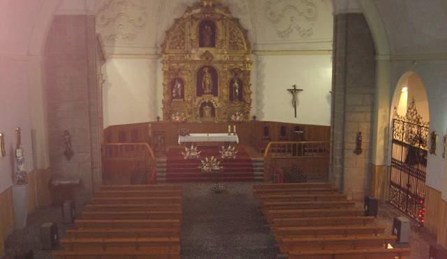 parroquia de nuestra senora de la asuncion tamames