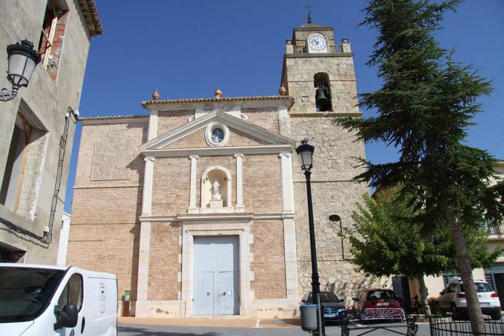 parroquia de nuestra senora de la asuncion teresa de cofrentes