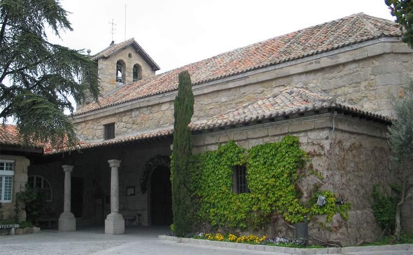 parroquia de nuestra senora de la asuncion torrelodones