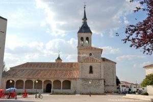 parroquia de nuestra senora de la asuncion torres de la alameda
