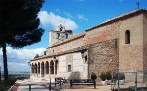 parroquia de nuestra senora de la asuncion tortola de henares