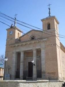 parroquia de nuestra senora de la asuncion turleque