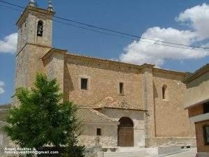 parroquia de nuestra senora de la asuncion valdearcos de la vega