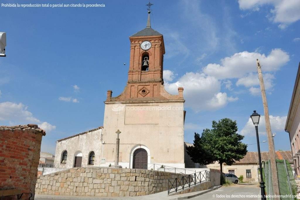 parroquia de nuestra senora de la asuncion valdeavero