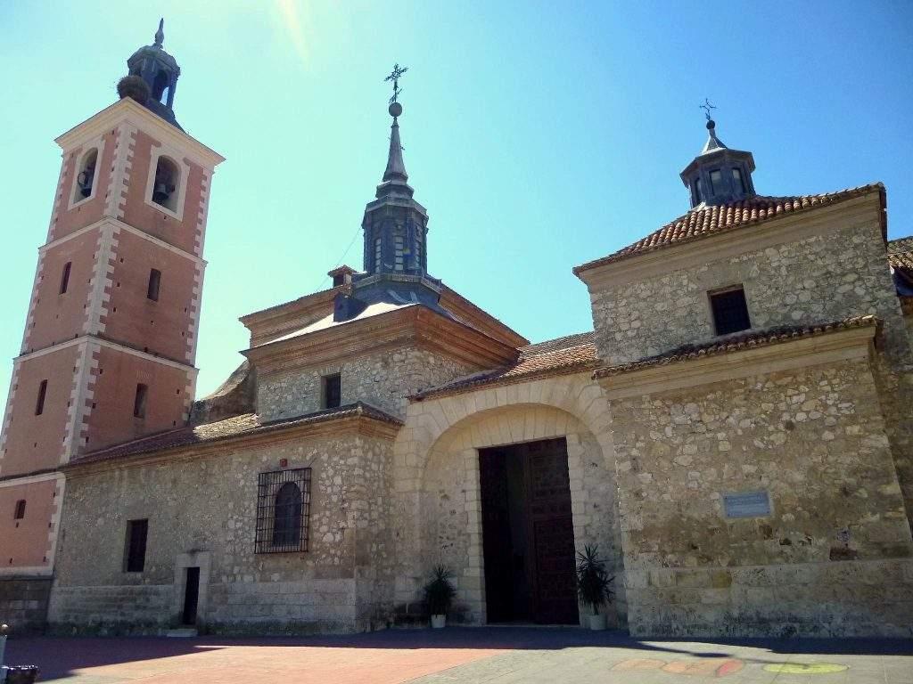 parroquia de nuestra senora de la asuncion valdemoro