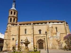 parroquia de nuestra senora de la asuncion valdepenas