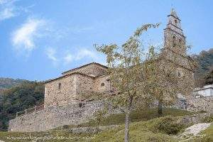 Parroquia de Nuestra Señora de la Asunción (Valdeprado) (Pesaguero)