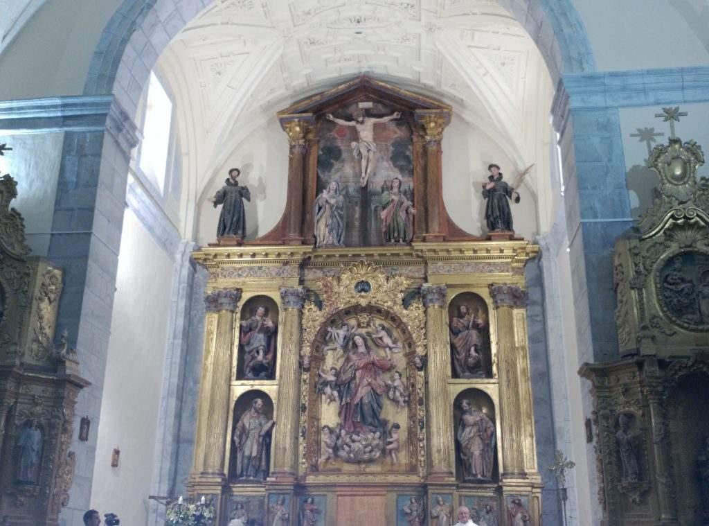 parroquia de nuestra senora de la asuncion velilla