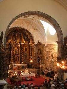 parroquia de nuestra senora de la asuncion villafranca de la sierra