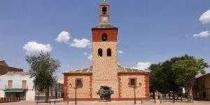 parroquia de nuestra senora de la asuncion villafranca de los caballeros