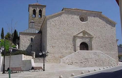 parroquia de nuestra senora de la asuncion villalbilla