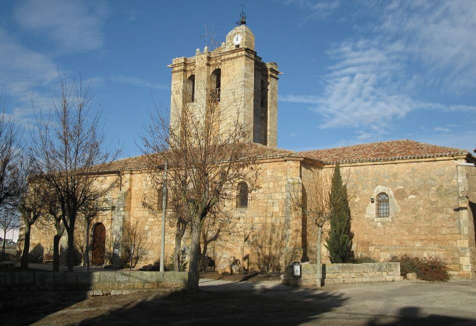 parroquia de nuestra senora de la asuncion villalmanzo