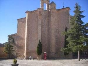 parroquia de nuestra senora de la asuncion villamayor de santiago
