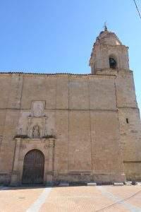 parroquia de nuestra senora de la asuncion villamor de los escuderos