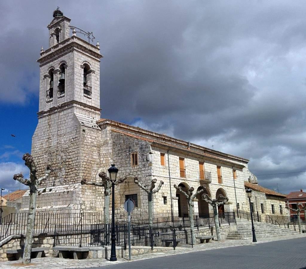parroquia de nuestra senora de la asuncion villanubla