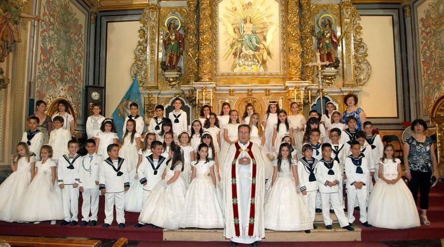 parroquia de nuestra senora de la asuncion villanueva de castellon