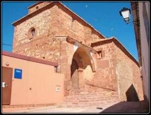 parroquia de nuestra senora de la asuncion villar del salz