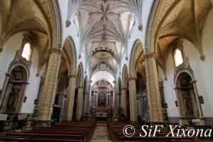 parroquia de nuestra senora de la asuncion xixona