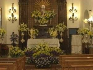 parroquia de nuestra senora de la cabeza huesa