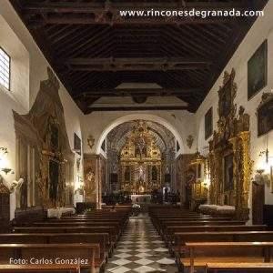 parroquia de nuestra senora de la cabeza ogijares