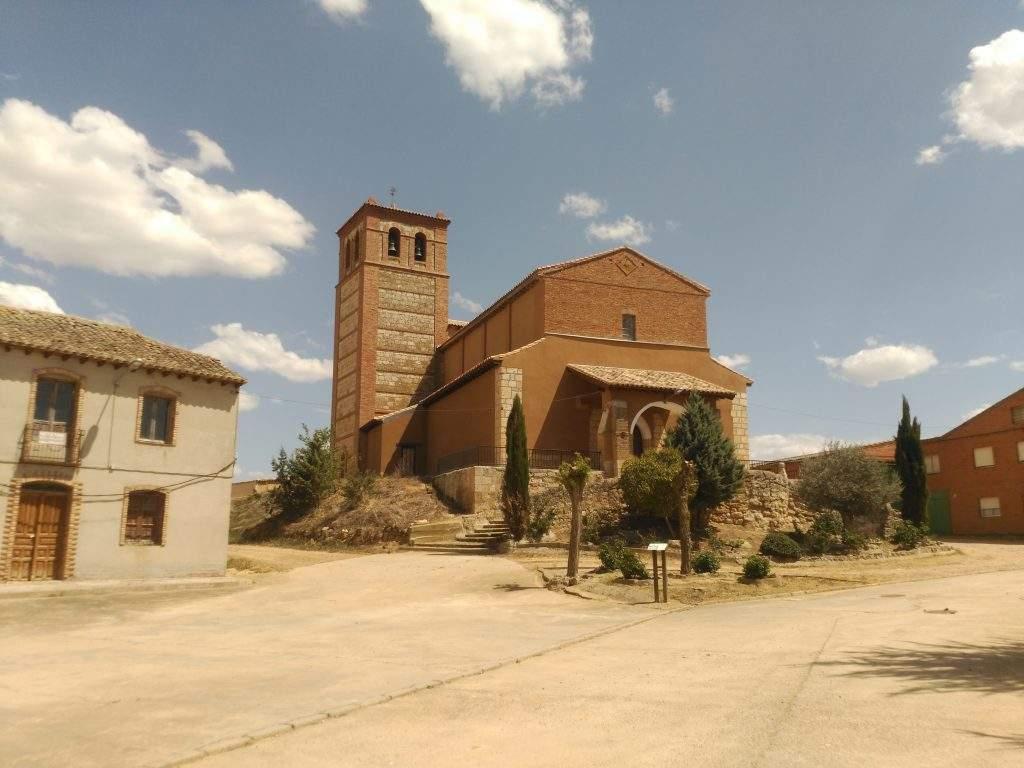 parroquia de nuestra senora de la calle villabaruz de campos