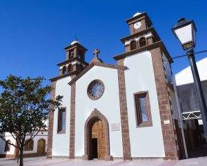 Parroquia de Nuestra Señora de la Candelaria (Artenara)