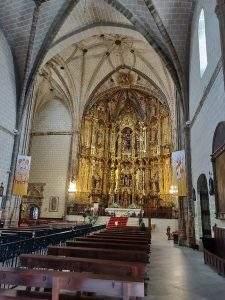 parroquia de nuestra senora de la candelaria fuente del maestre