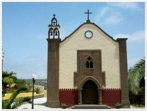 Parroquia de Nuestra Señora de la Candelaria (Tara) (Telde)