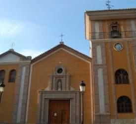 parroquia de nuestra senora de la concepcion alhama de murcia 1